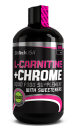 L-CARNITINE + CHROME (500ml)